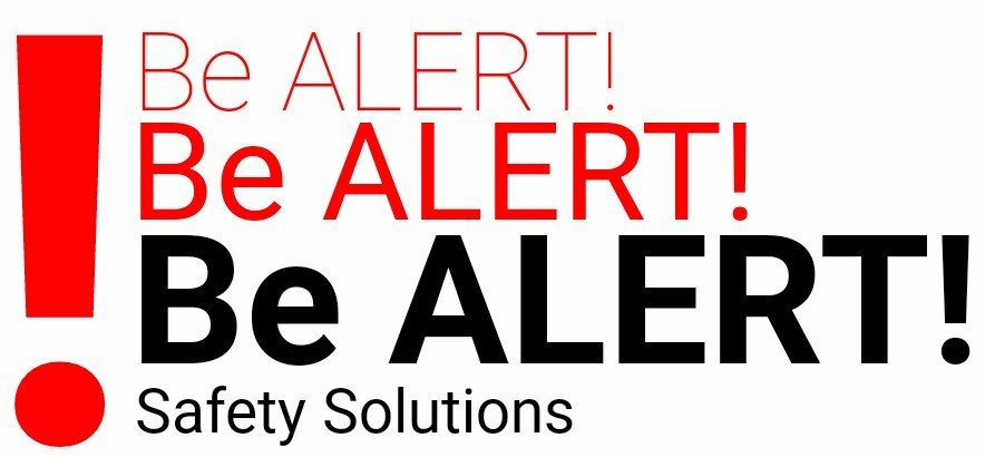 Be Alert Safety Solutions Logo