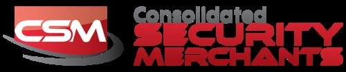 CSM - Consolidated Security Merchants Logo