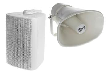 AARC EVAC Speakers