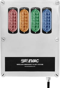 AARC EVAC Controller with Flashing Beacons